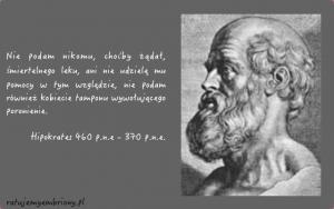 Hipokrates o aborcji