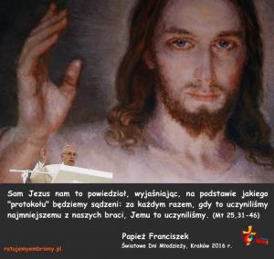 Jezus - Franciszek