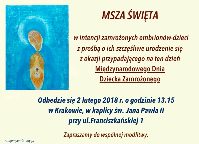 msza sw - luty 2018